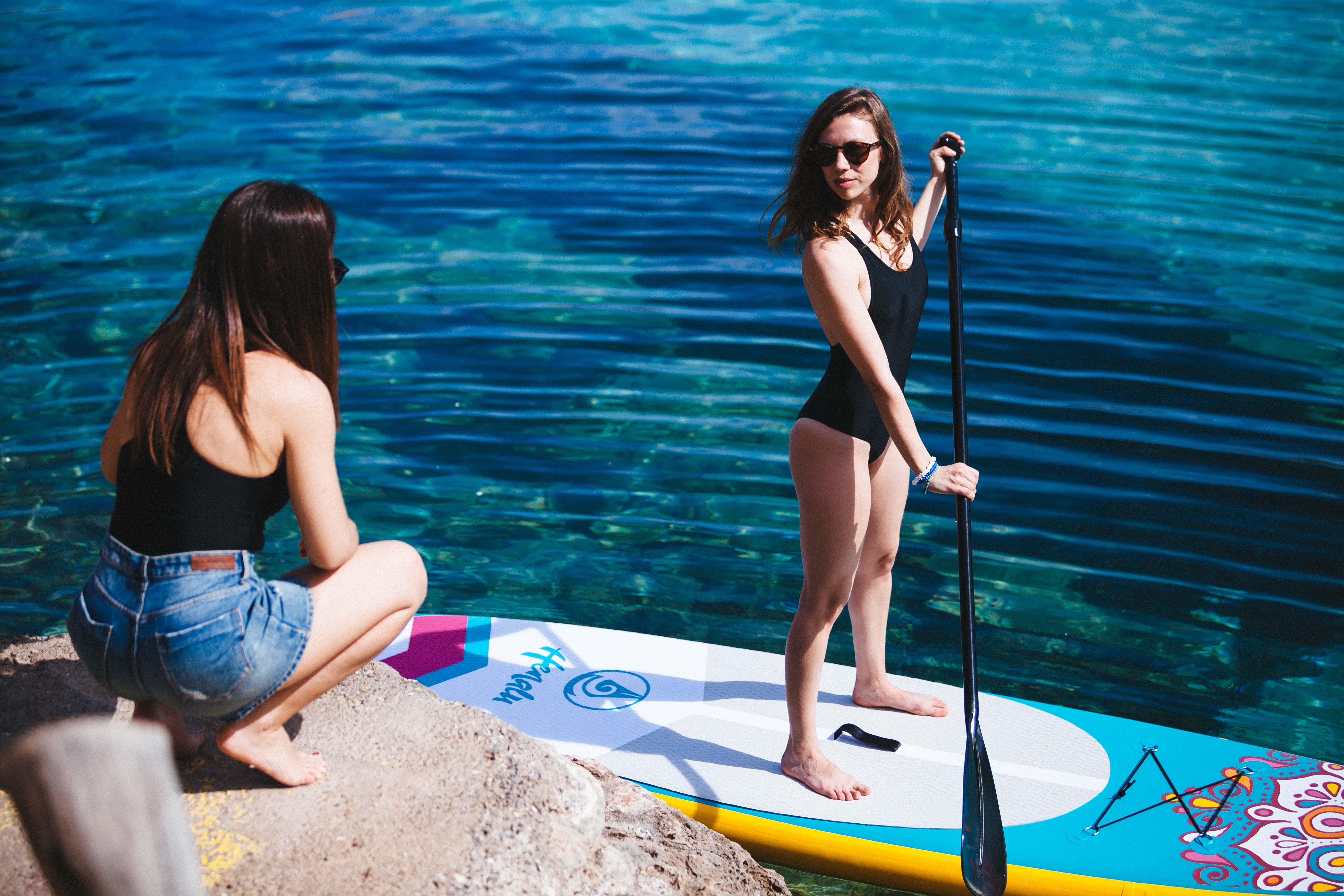 Guia Para Practicar Paddle Surf Henalu Sup Boards